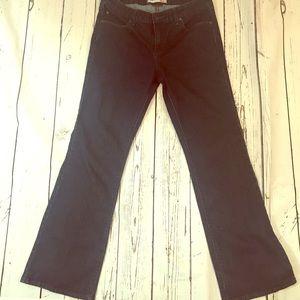 Levi's Denizen boot cut jeans
